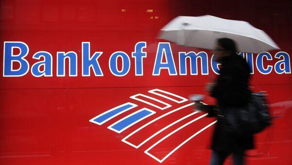 Bank of America - Sputnik Mundo