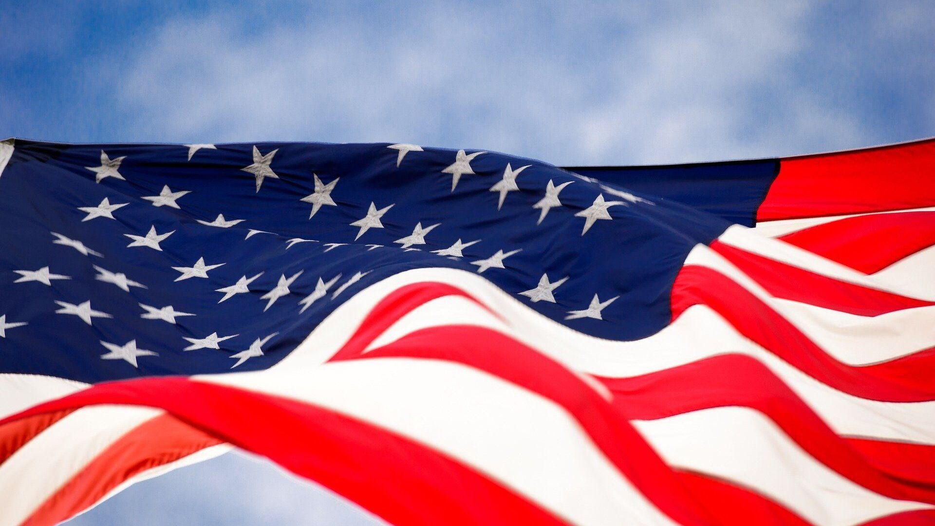 Bandera de EEUU - Sputnik Mundo, 1920, 13.08.2021
