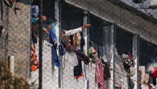 Cárcel La Modelo, en Bogotá - Sputnik Mundo