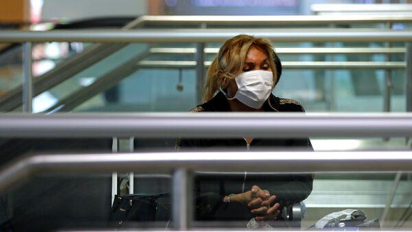 Aeropuerto Internacional Jorge Chávez de Lima, Perú - Sputnik Mundo