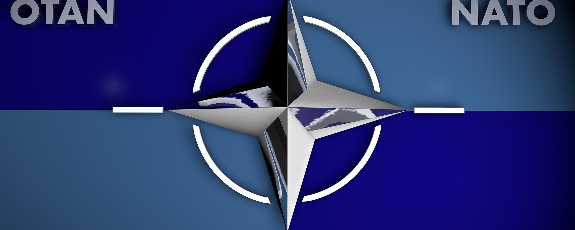 Logo OTAN - Sputnik Mundo, 1920, 05.10.2021