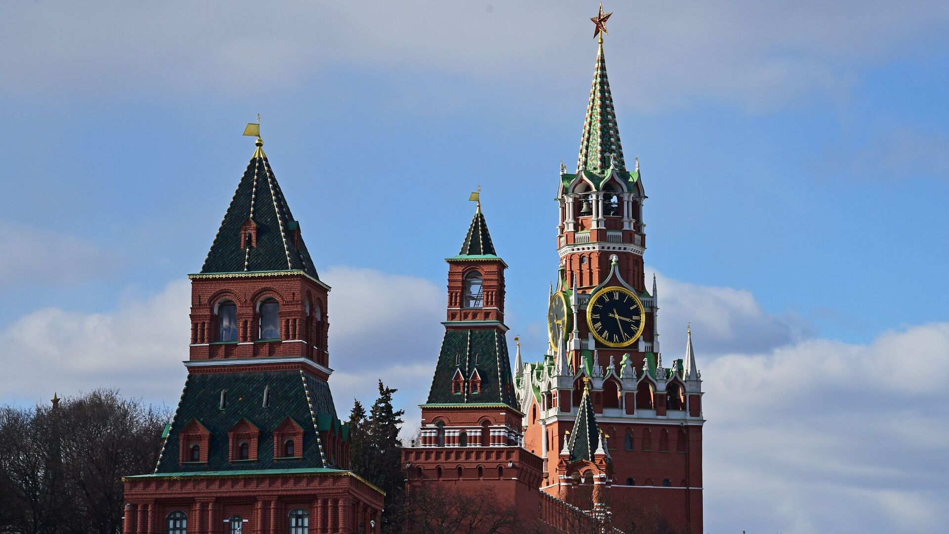 El Kremlin de Moscú - Sputnik Mundo, 1920, 15.02.2021