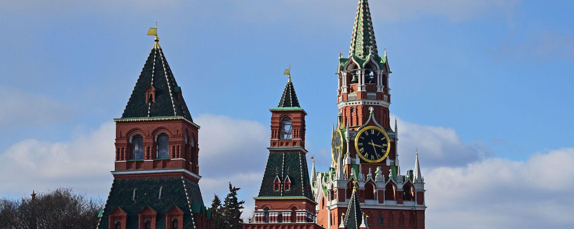 El Kremlin de Moscú - Sputnik Mundo, 1920, 09.02.2021