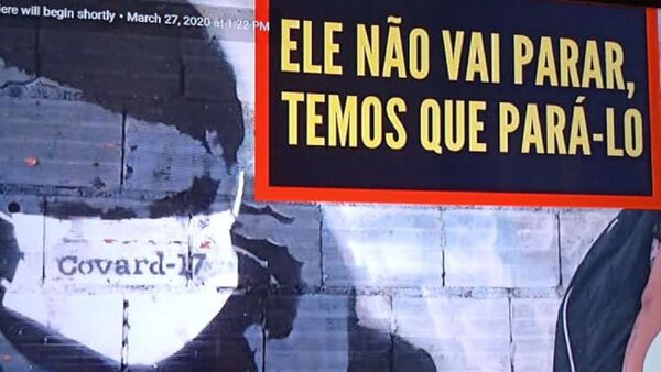 Bolsonaro - Covard-17 - Sputnik Mundo