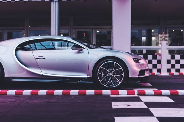 Bugatti Chiron, foto de archivo - Sputnik Mundo