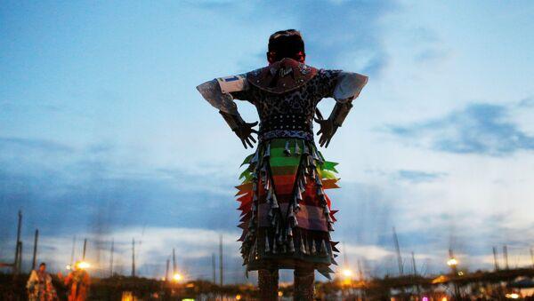 Una mujer indígena - Sputnik Mundo