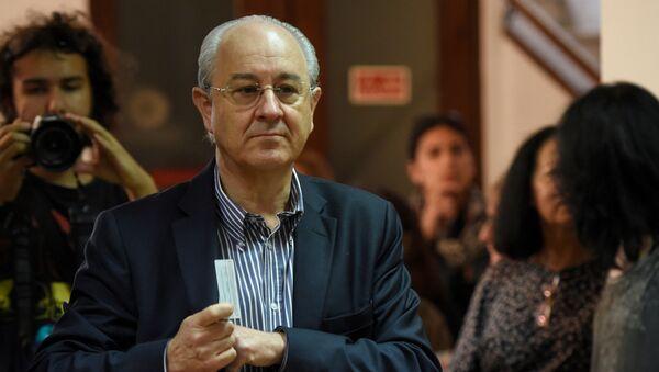 Rui Rio, líder de la oposición de Portugal - Sputnik Mundo