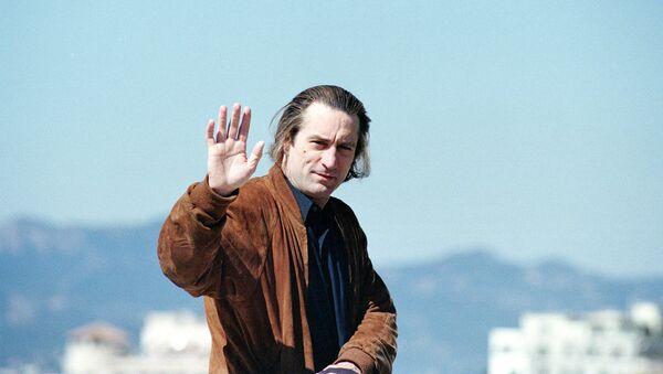 Robert De Niro en 1991 - Sputnik Mundo