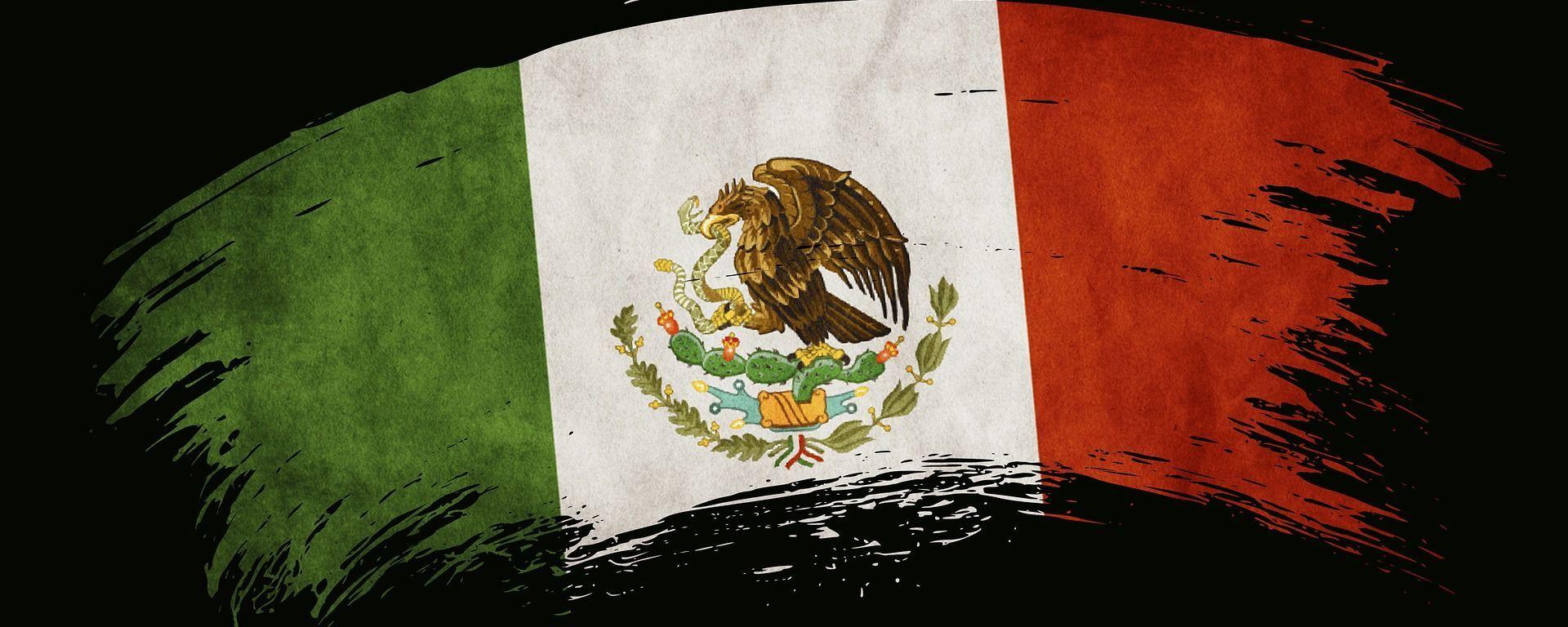 Bandera de México - Sputnik Mundo, 1920, 21.07.2021