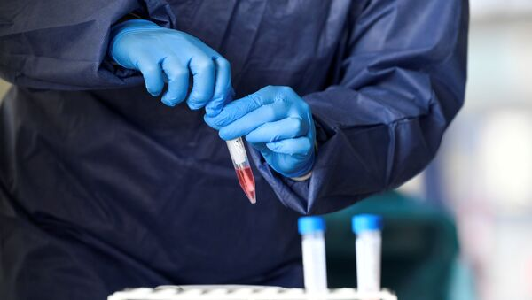 Pruebas para hacer el test de coronavirus - Sputnik Mundo