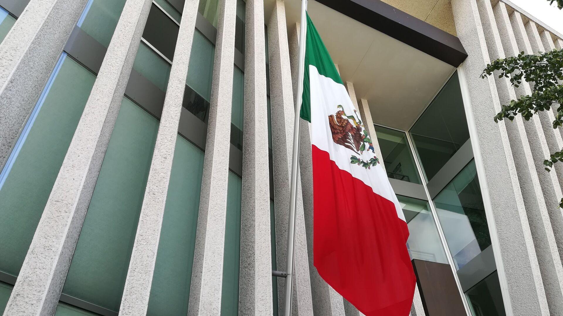 Bandera de México - Sputnik Mundo, 1920, 30.08.2021