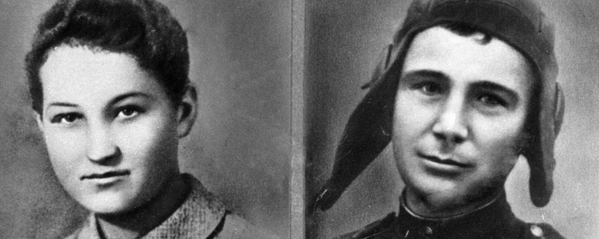 Zoya Kosmodemiánskaya y Alexandr Kosmodemianski - Sputnik Mundo, 1920, 14.04.2020