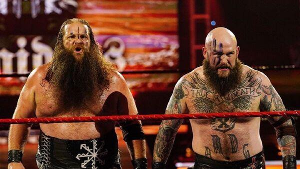 Luchadores de WWE - Sputnik Mundo