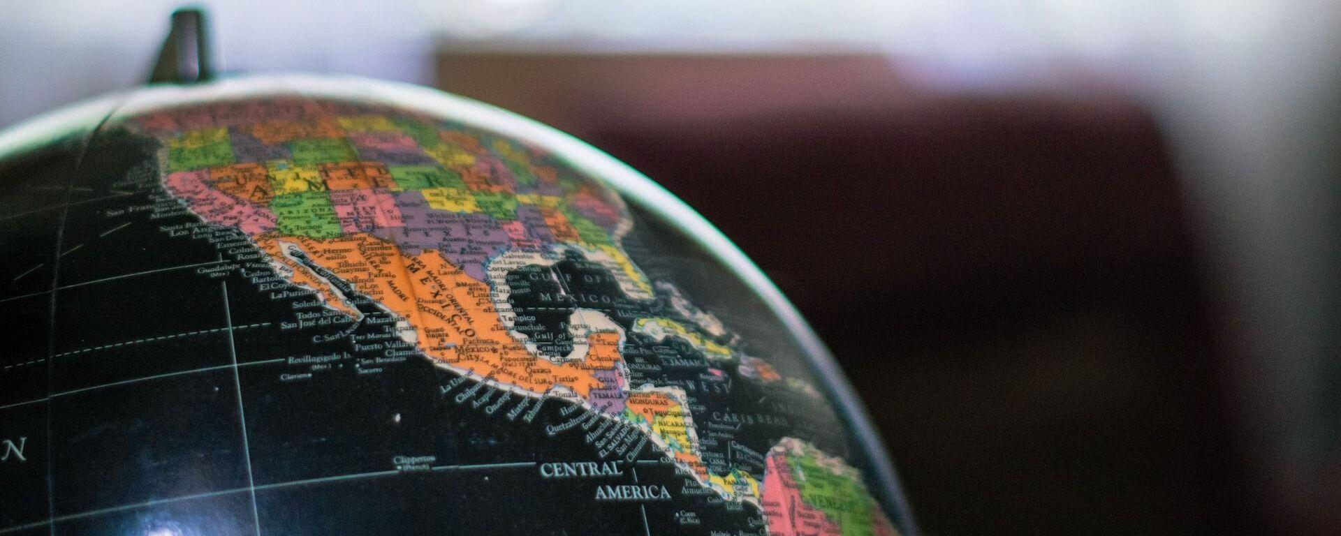 Mapa de México - Sputnik Mundo, 1920, 12.06.2021