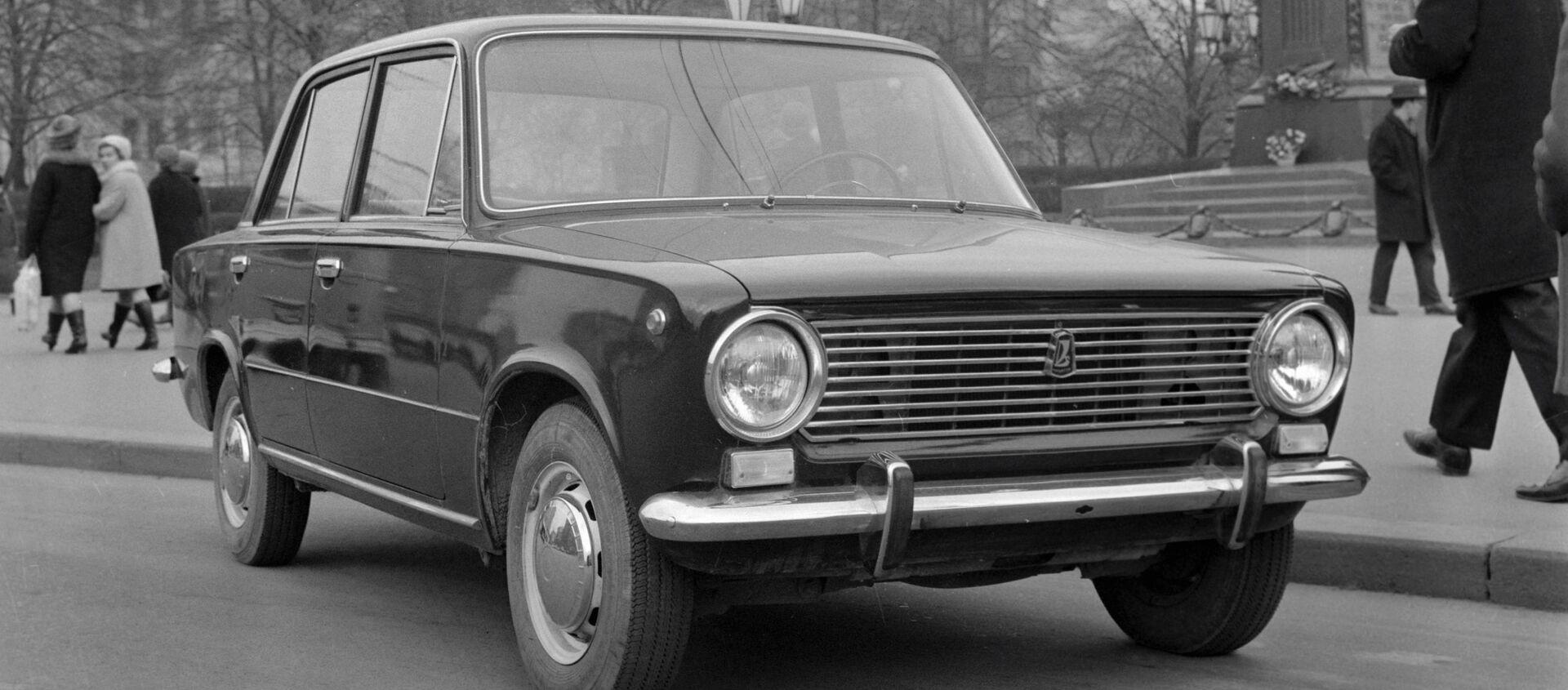 El coche de los sueños: el legendario 'kópek' soviético cumple 50 años - Sputnik Mundo, 1920, 19.04.2020