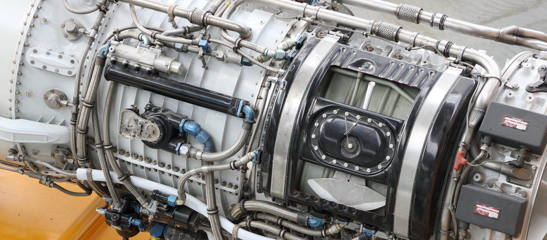 El turboreactor J79 de General Electrics que se usa en aviones - Sputnik Mundo, 1920, 20.04.2020