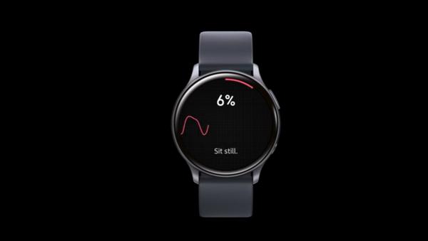Galaxy Watch Active 2 con la aplicación de medición de la tensión arterial - Sputnik Mundo