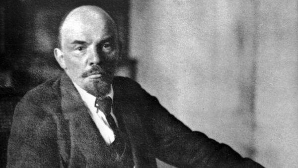 Vladímir Lenin, líder revolucionário - Sputnik Mundo