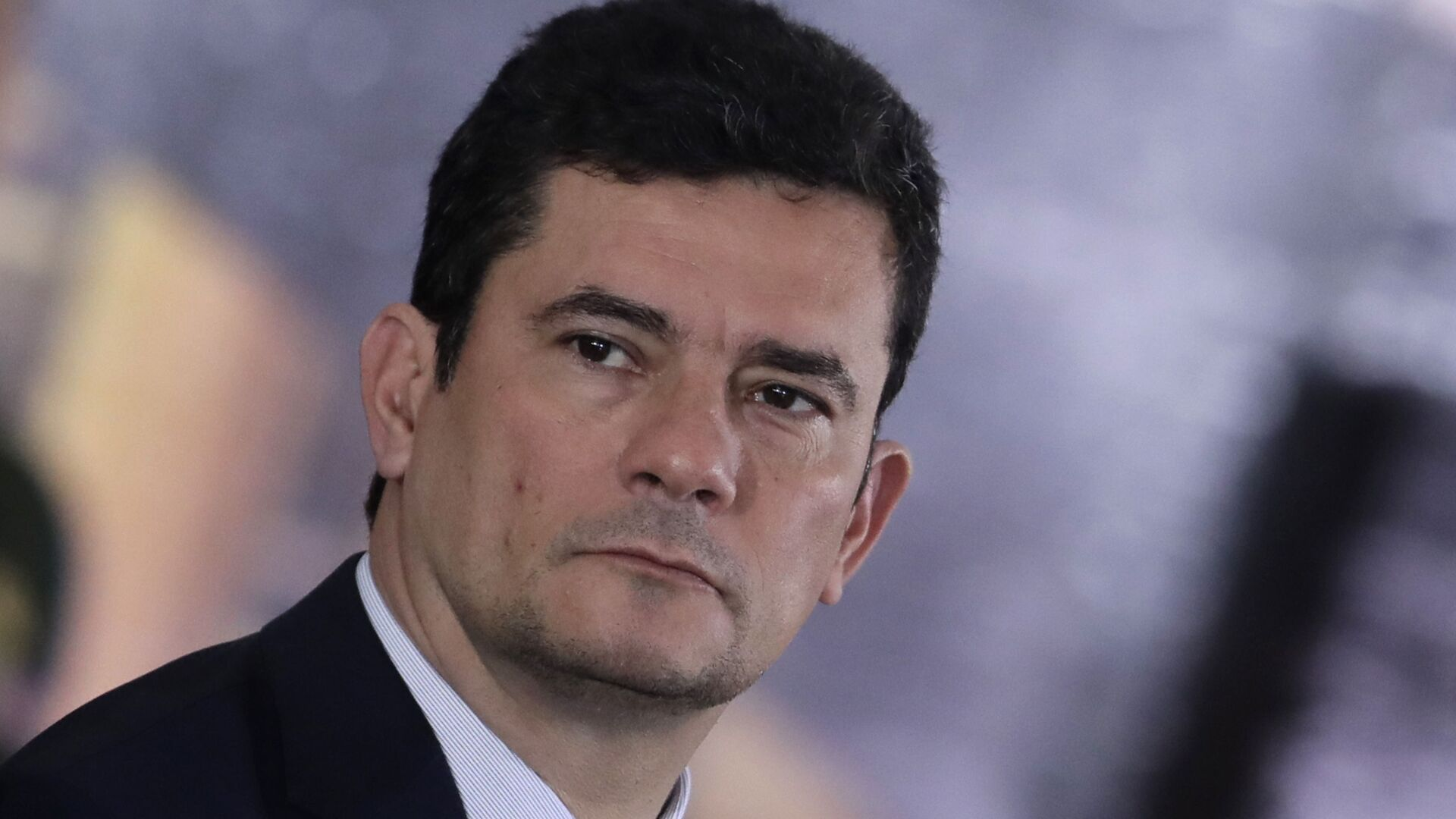 El ministro de Justicia y Seguridad Pública de Brasil, Sérgio Moro - Sputnik Mundo, 1920, 08.09.2021
