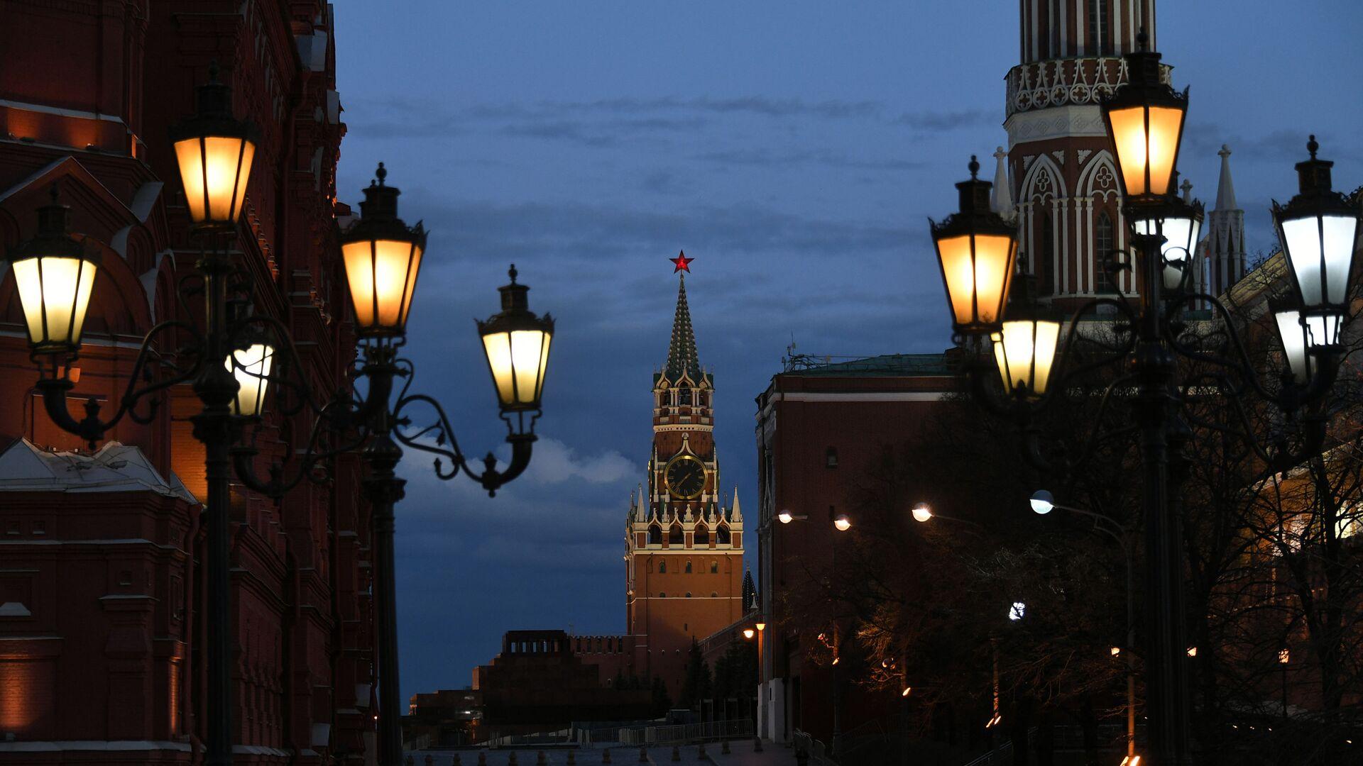 La Plaza Roja y el Kremlin de Moscú - Sputnik Mundo, 1920, 13.10.2021