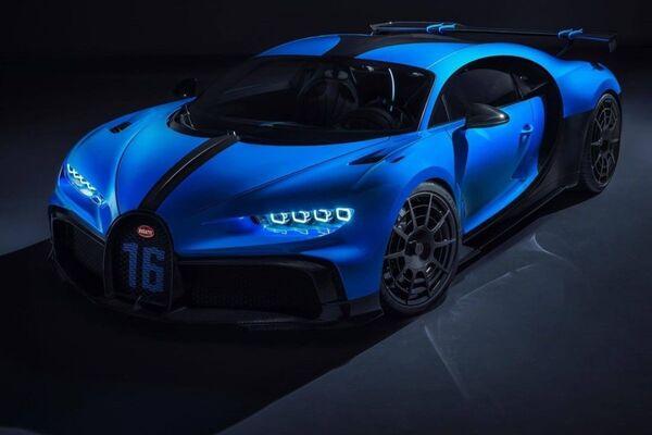 Bugatti Chiron Pur Sport - Sputnik Mundo
