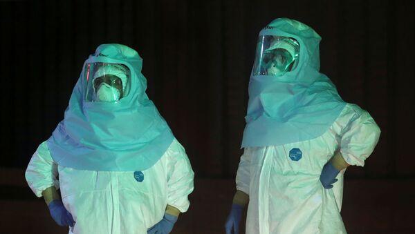 Médicos argentinos  - Sputnik Mundo