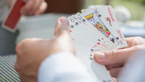 Juego de cartas - Sputnik Mundo