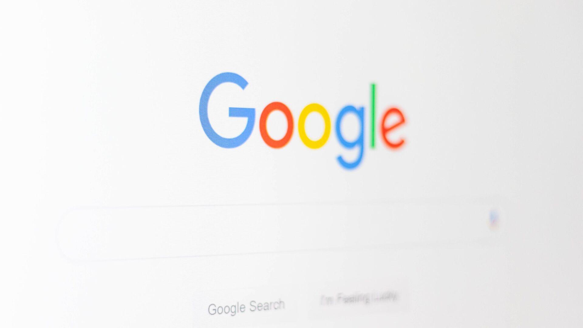 Logo de Google (imagen referencial) - Sputnik Mundo, 1920, 18.03.2021