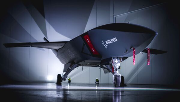 Loyal Wingman, avión no tripulado de Boeing - Sputnik Mundo