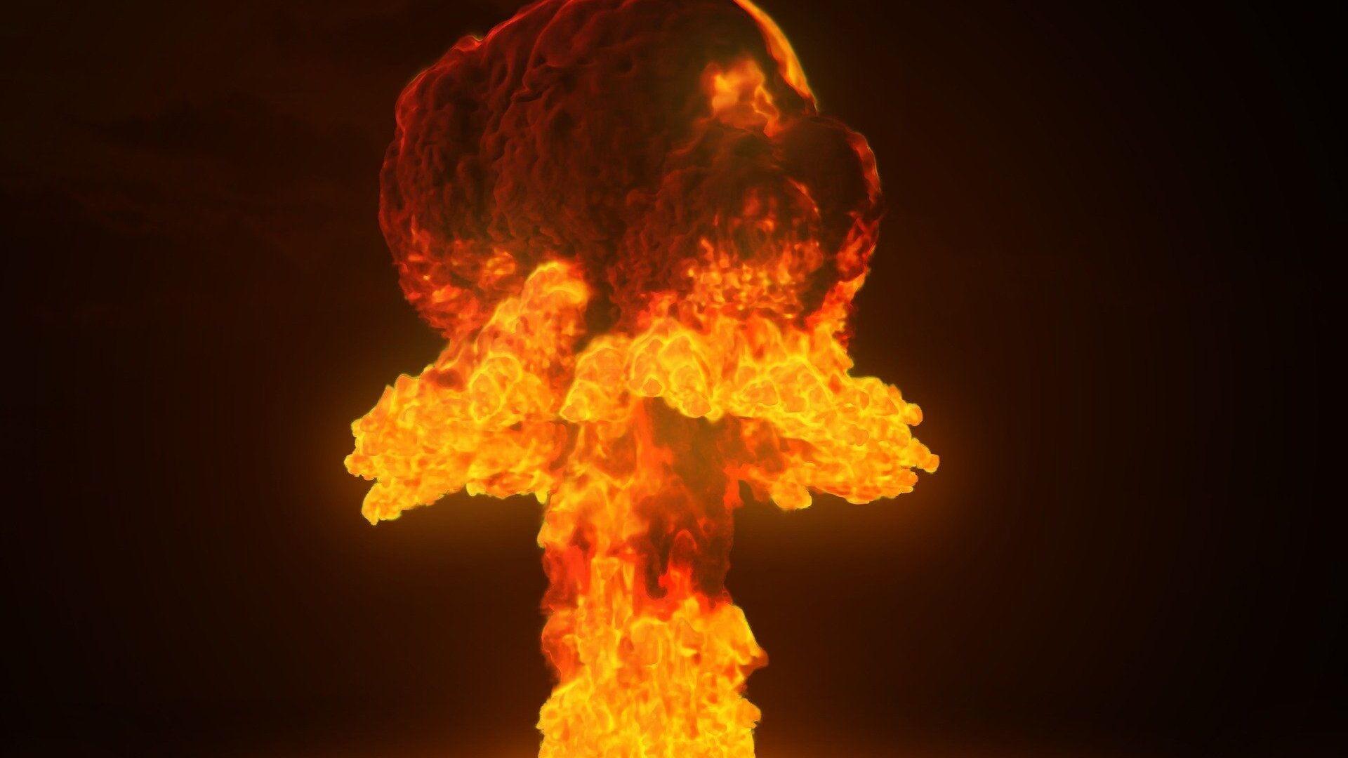 Una explosión de una bomba nuclear (imagen referencial) - Sputnik Mundo, 1920, 19.02.2021