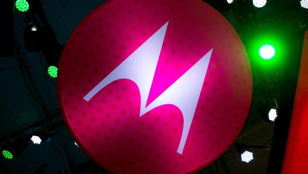Logo de Motorola - Sputnik Mundo