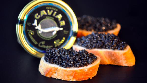 El caviar negro ruso - Sputnik Mundo