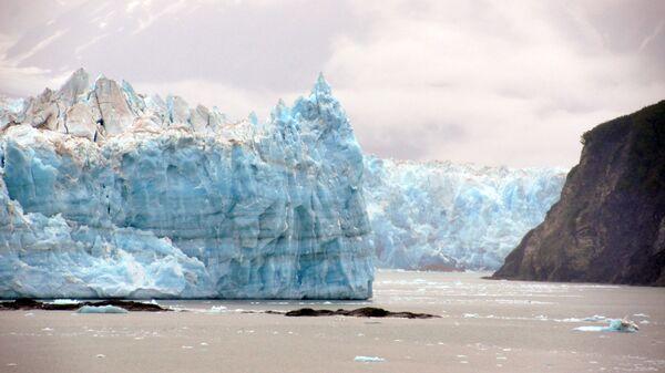 Glaciares de Alaska, EEUU (imagen referencial) - Sputnik Mundo