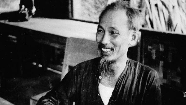 Ho Chi Minh, líder de Vietnam - Sputnik Mundo