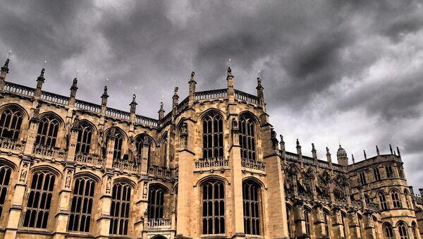 La Capilla de San Jorge del Castillo de Windsor - Sputnik Mundo