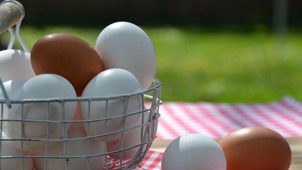 Huevos  - Sputnik Mundo