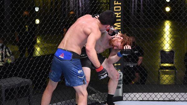 La lucha entre Billy Quarantillo y Spike Carlyle el 30 de mayo - Sputnik Mundo