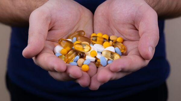 Los medicamentos (imagen referencial) - Sputnik Mundo