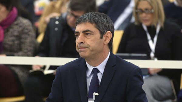 Josep Lluís Trapero, exjefe de la Policía catalana - Sputnik Mundo