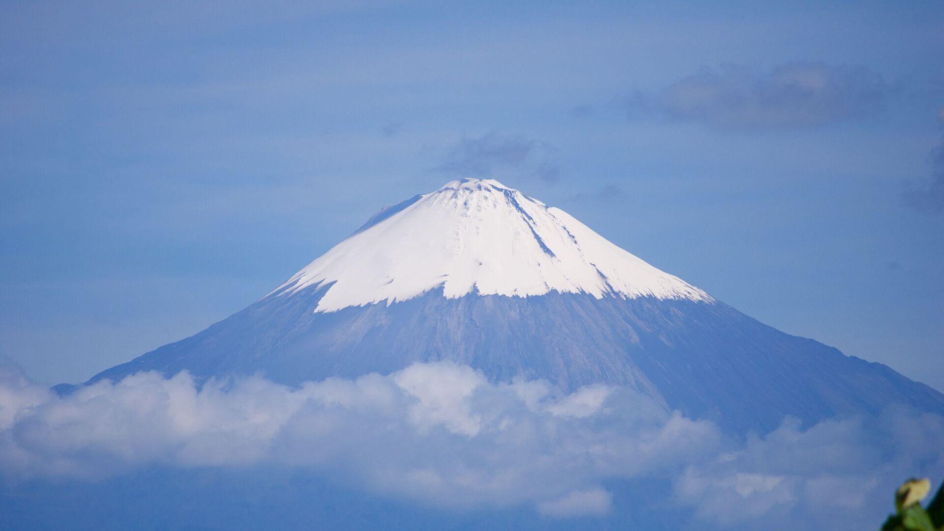Volcán Sangay, Ecuador - Sputnik Mundo, 1920, 11.03.2021