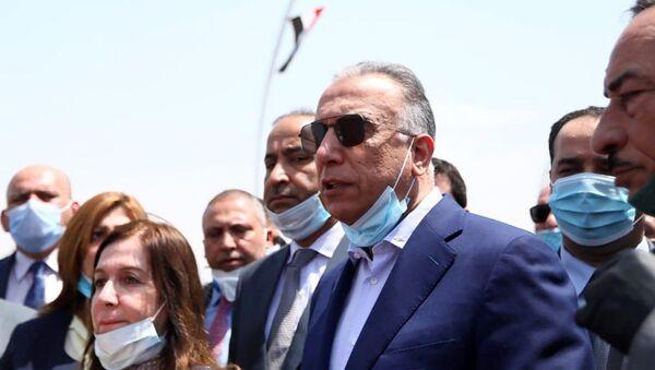 Mustafa al Kazemi, primer ministro de Irak - Sputnik Mundo