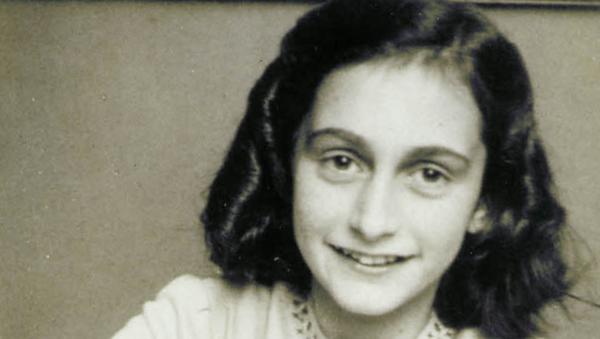 Ana Frank  - Sputnik Mundo