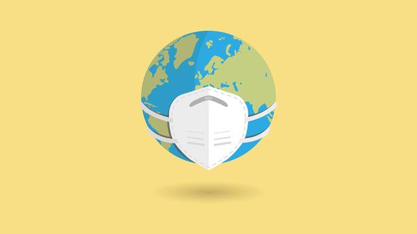 Coronavirus en el mundo (imagen referencial) - Sputnik Mundo