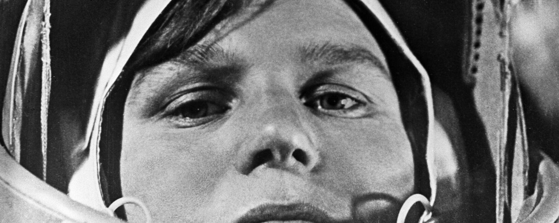 Hace 57 años una mujer cambiaba para siempre la carrera espacial - Sputnik Mundo, 1920, 16.06.2020