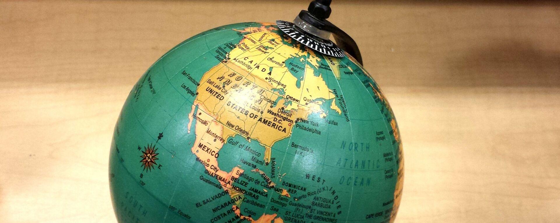 Mapa de México - Sputnik Mundo, 1920, 17.06.2020