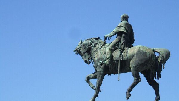 Monumento a José Artigas - Sputnik Mundo