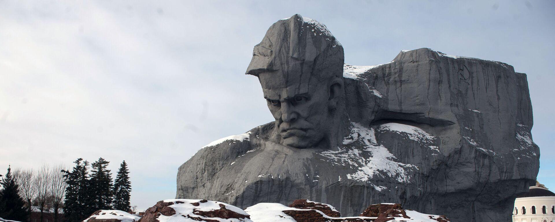 Monumento a los defensores de la fortaleza de Brest - Sputnik Mundo, 1920, 22.06.2020