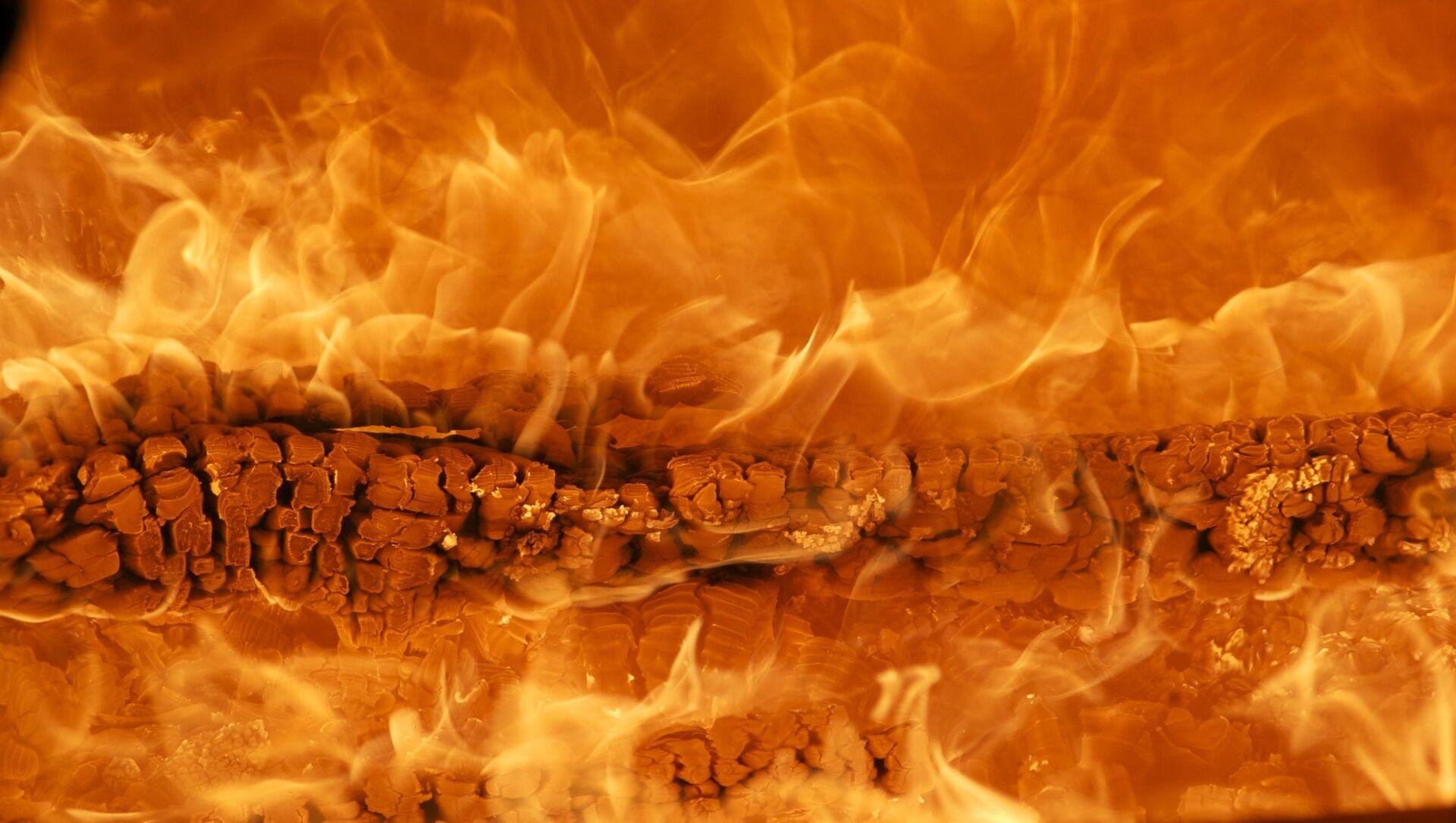 Fuego (imagen referencial) - Sputnik Mundo, 1920, 10.02.2021