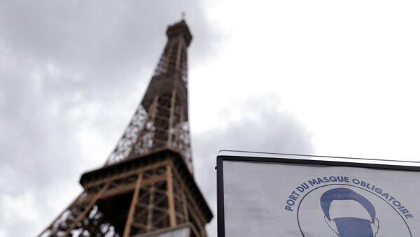 La Torre Eiffel - Sputnik Mundo