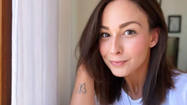 Nouna Lozano, adicta recuperada de 32 años - Sputnik Mundo